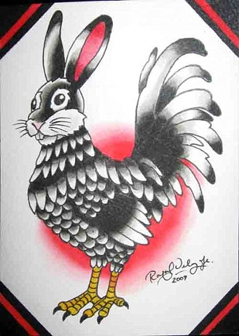 Rooster Rabbit