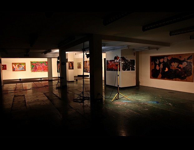 Convulsions Art Exhibition
