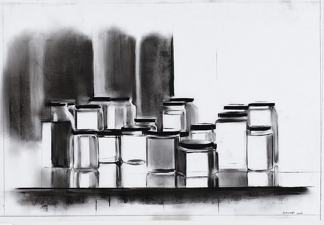 Peri Schwartz Bottles and Jars II