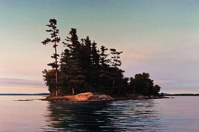 Jeff Aeling Island Sunrise