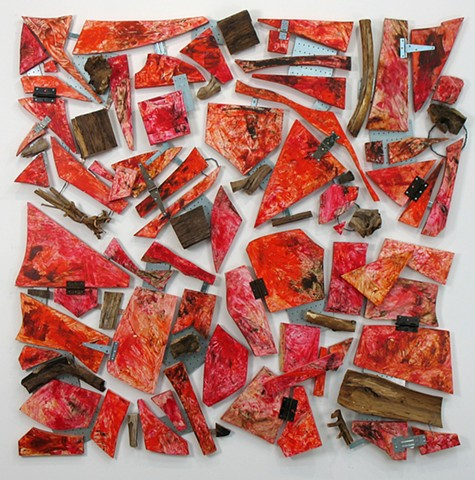Mary Walker Fragmented Square