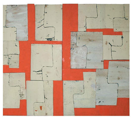 Gordon Powell Construction with Orange