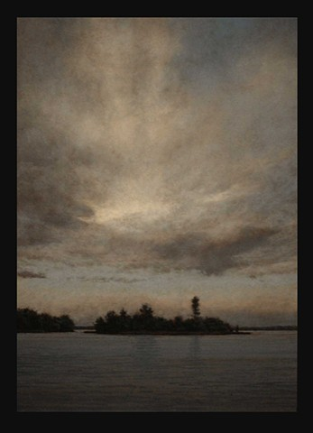 Jeff Aeling Island Twilight
