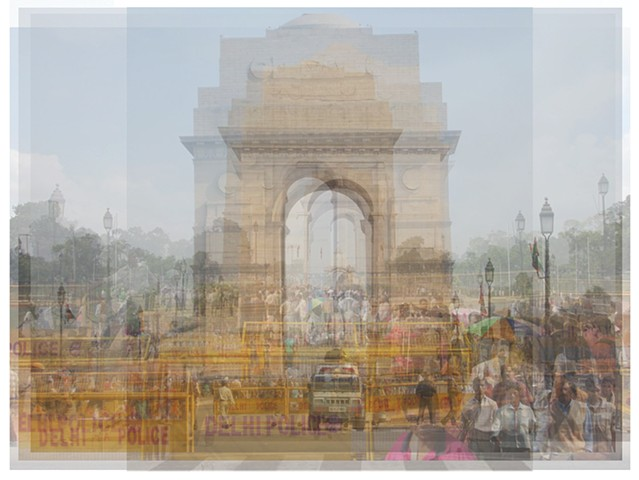 India Gate, Collected: October 29, 2014