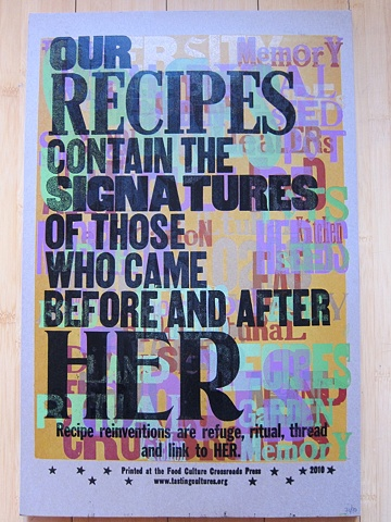 Our Recipes Contain...2010