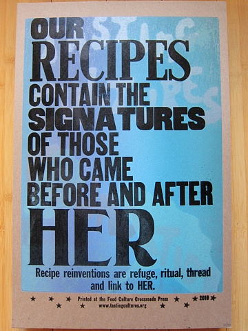 Our Recipes Contain...