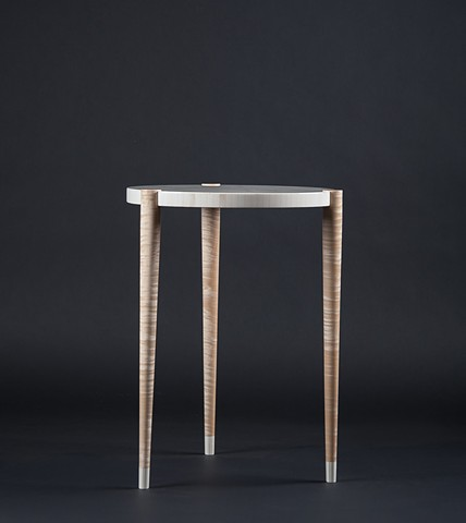 Custom Bone Table