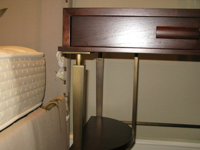 Custom Nightstand/Writing Desk