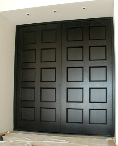 Custom Entry Doors