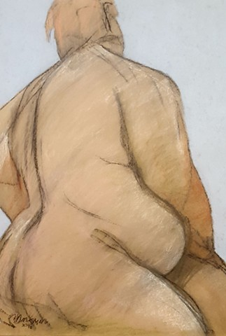 Figure Drawing No 175