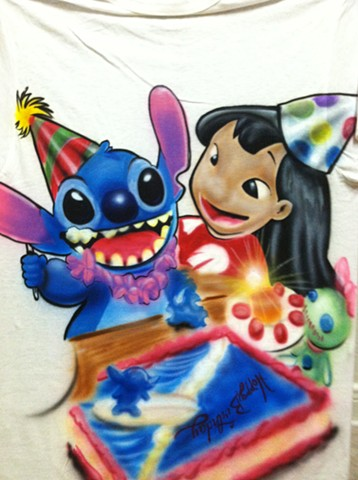 Birthday Stitch