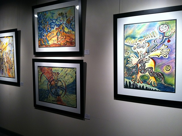 Solo Exhibit photo 5