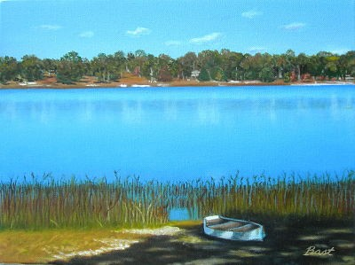 Lake Rosa, Melrose, Florida