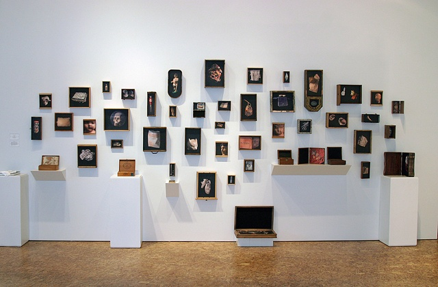 Strange Artifacts: A Photographic and Found Object Wunderkammer, 2006 - 2007