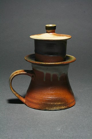 Wood-fired coffeemaker 03-16