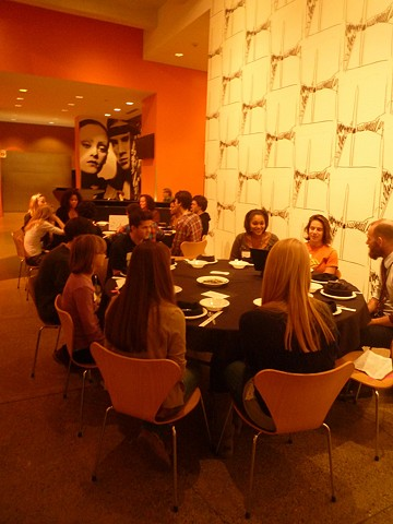 The Andy Warhol Museum  Dine & Discuss