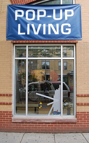 POP-UP LIVING