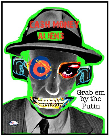 Cash Money Aliens #389