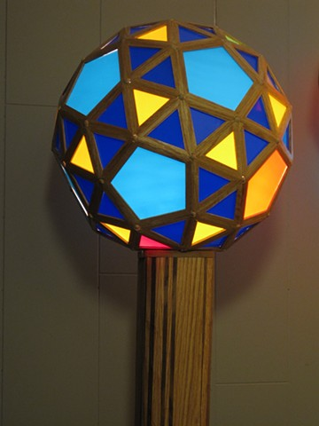Snub Dodecahedron (lighted)