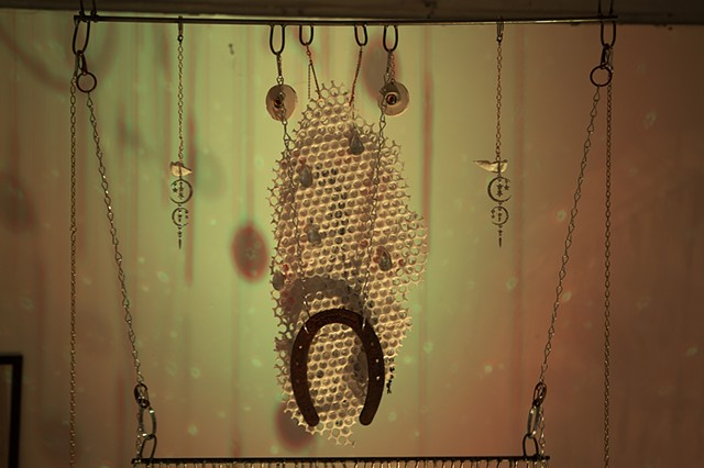 Windchime (Bad Dreams), detail
