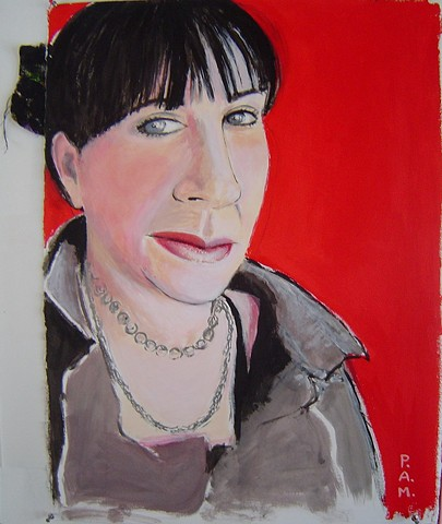 Portrait painting portraiture