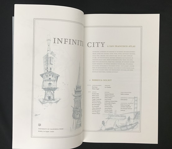 Infinite City Title Page