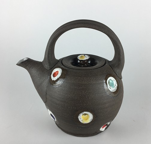 Dotted Teapot