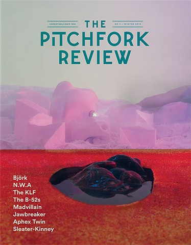 Pitchfork Review cover - issue 5