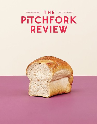 Pitchfork Review cover - Issue 2