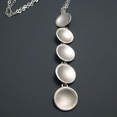 Orecchiette Quintet Drop Necklace