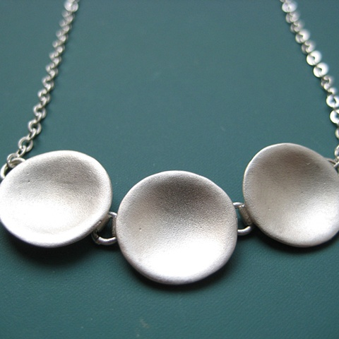 Orecchiette Trio Necklace