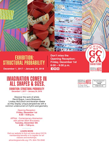 """STRUCTURAL PROBABILITY"" EXHIBIT AT GCCA"