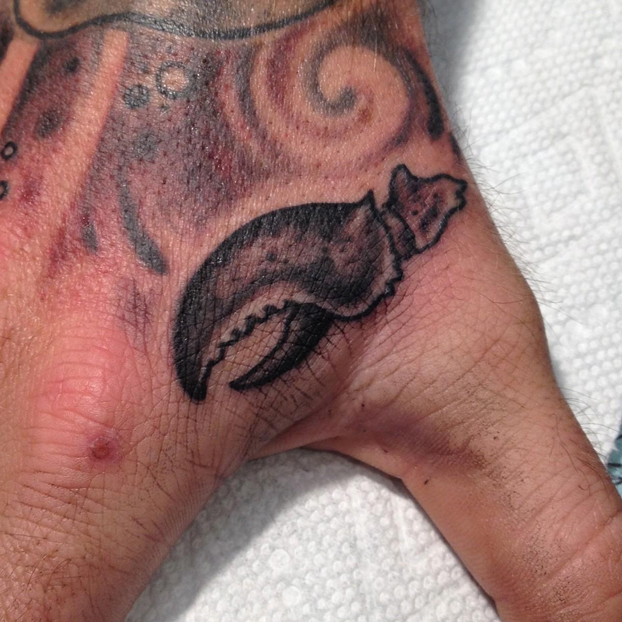 Cape Cod Tattoo Ideas Part - 36: Lobster Claw Tattoo, Black And Grey Tattoo, Provincetown Tattoo, Cape Cod  Tattoo,