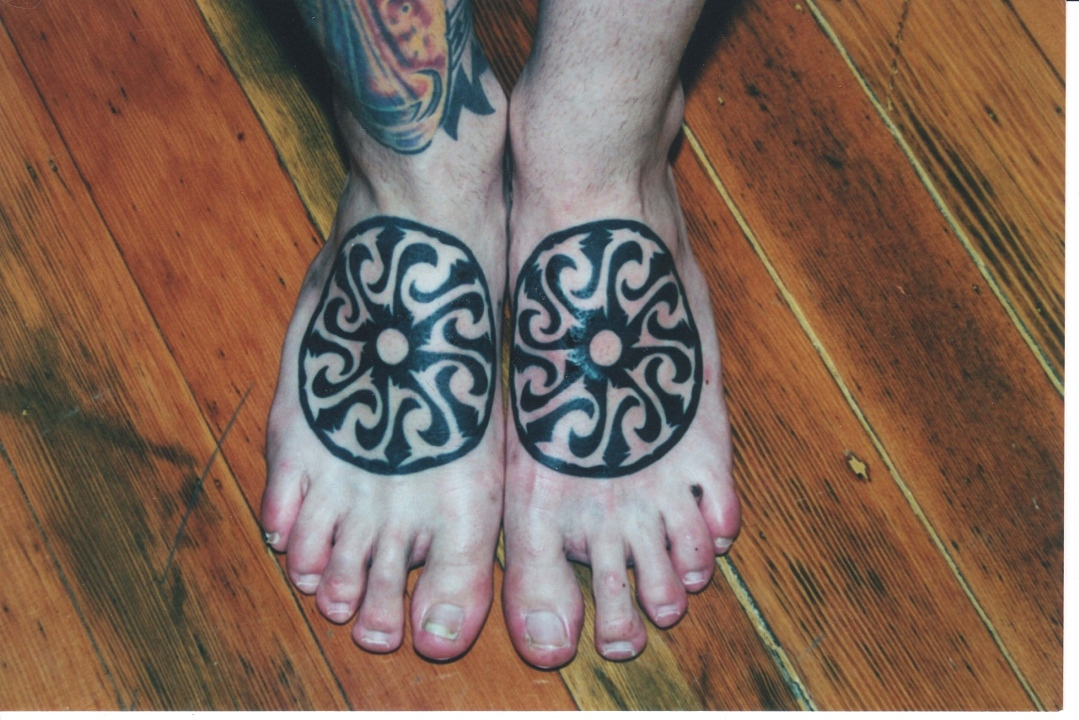 Brewery ink tattoo for Foot tattoo aftercare