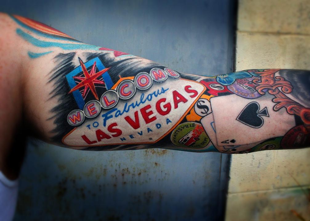 Dave wah tattoo artist baltimore maryland for Las vegas tattoo artists