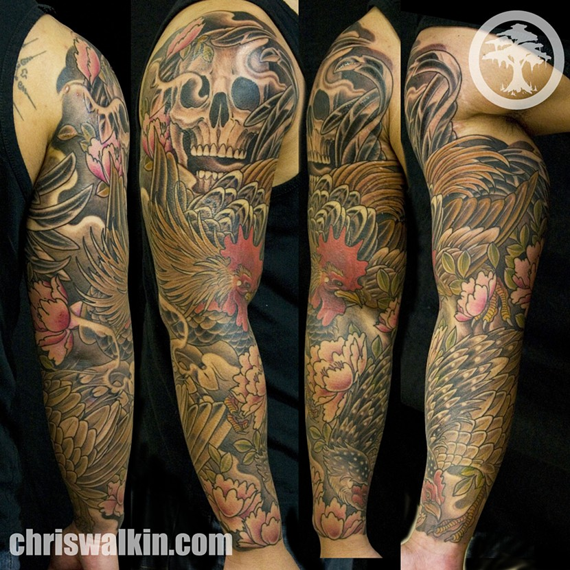 AVG Deliverance La Charles Lake Body Body Tattoo you