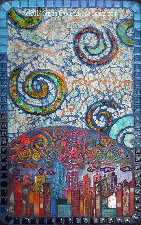 Susan Crocenzi Contemporary Mosaic Art