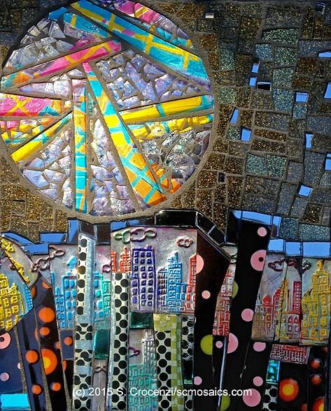 Susan Crocenzi Contemporary Mosaic Art