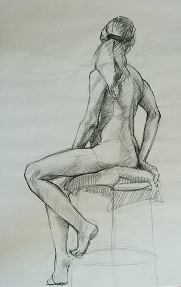 Drawing the female nude