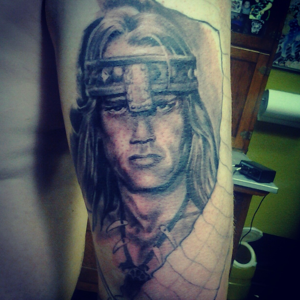 Pics Photos  Tattoo Troll Canan The Barbarian Tattoos Picture