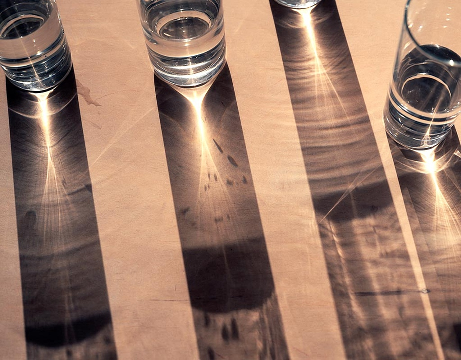 Water glasses