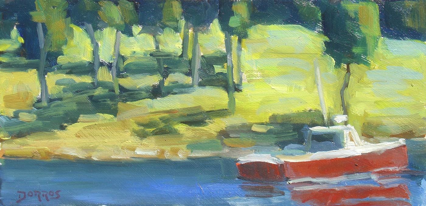 KEN DORROS Oil Paintings