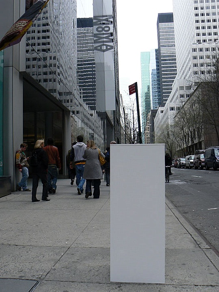 Courtney Kessel - Susan Kennedy: Pieces, installation at MOMA, New ...