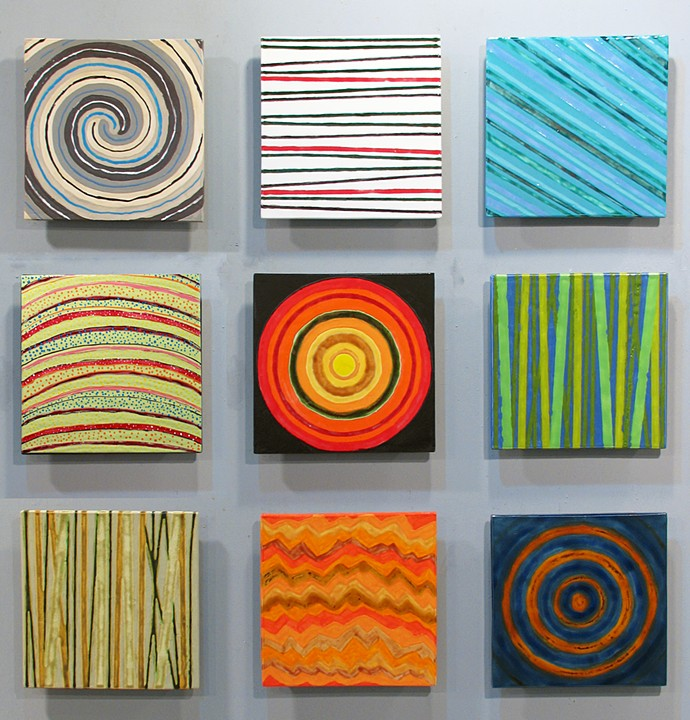 Painting ceramic tile walls