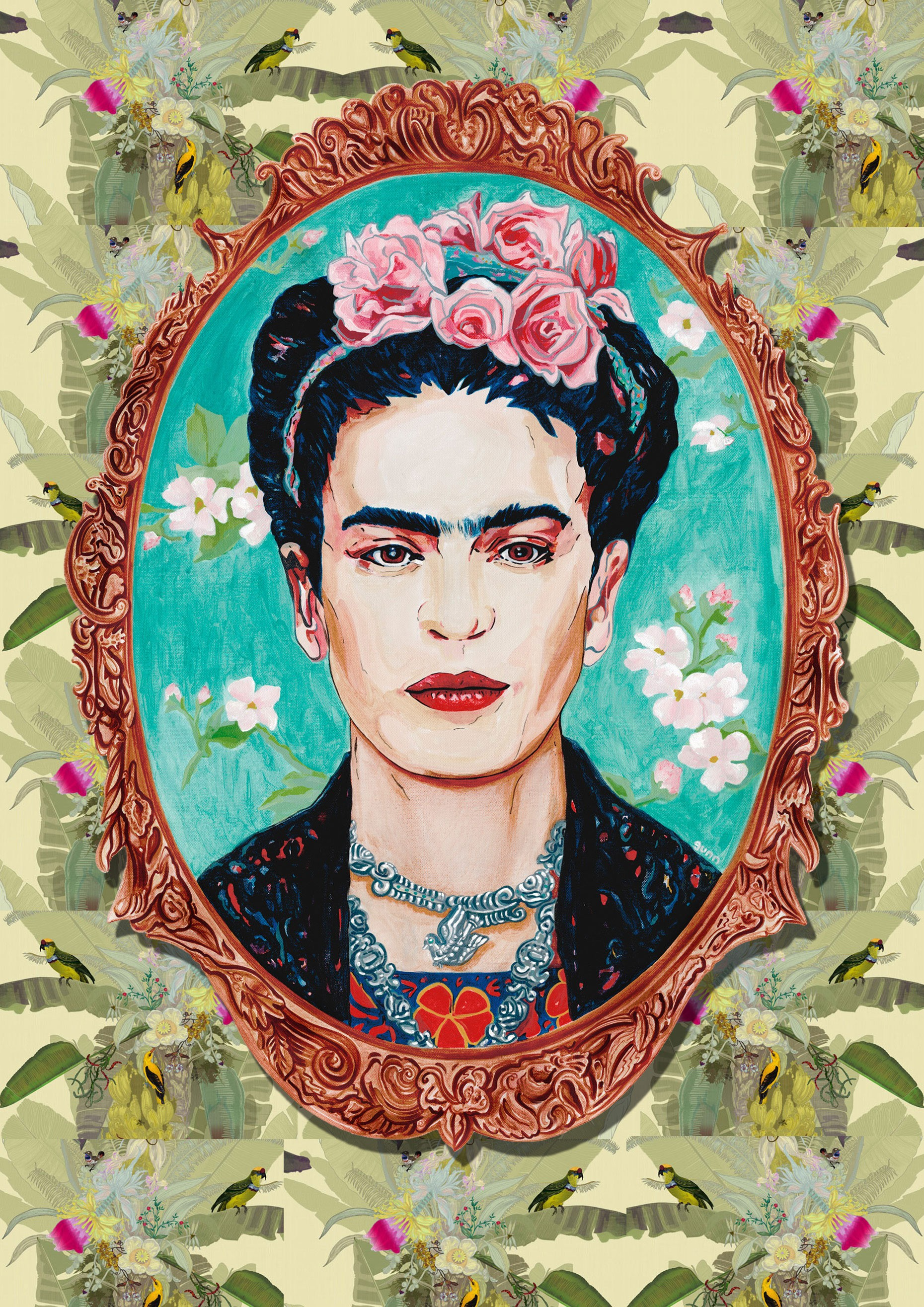 frida art work essays Essays: frida kahlo comes to dinner by christine strickland choose a poem that presents a male and/or female in a way that provokes strong emotions in you.
