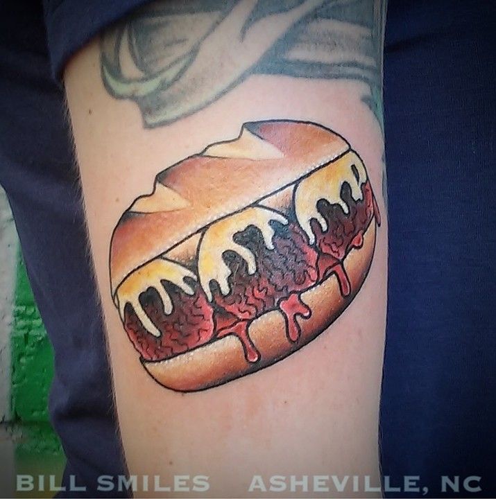 Bill smiles integrity alliance tattoo asheville nc for Asheville nc tattoo