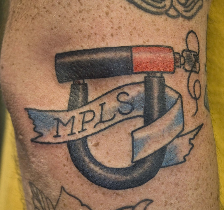 Paul mn for Eyeliner tattoo mn