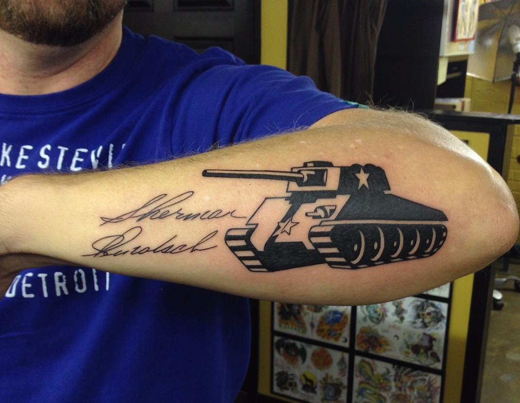 tattoos by tad peyton