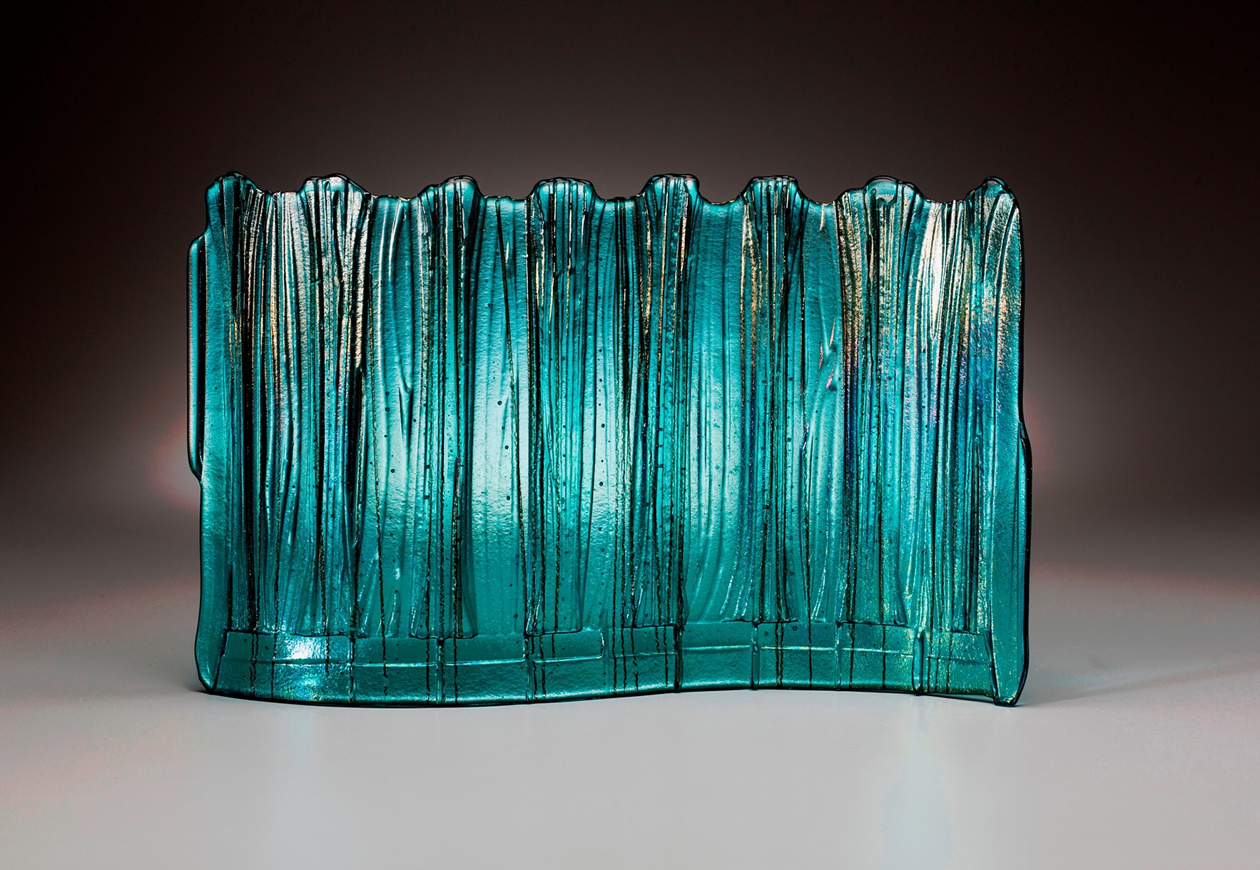 Judybuffoglass for Glass wall art
