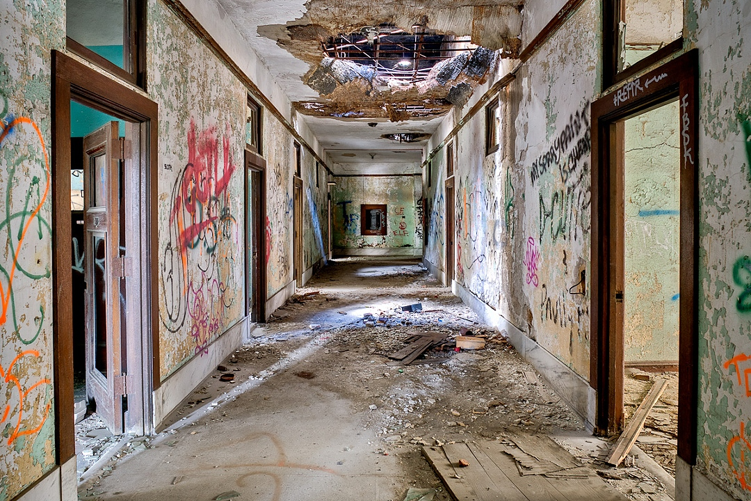 Detroit's Abandoned Ruins Are Captivating, But Are They Bad For Neighborhoods?